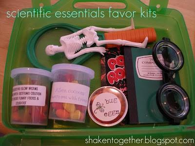 Scientific Essentials Favor Kits