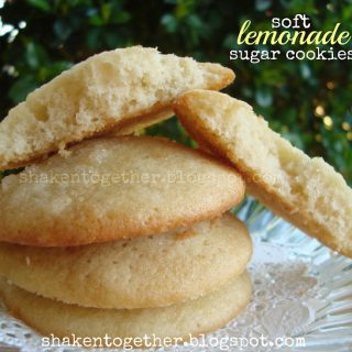 Soft Lemonade Sugar Cookies - they are even better the next day!!
