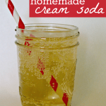 make homemade cream soda at shakentogetherlife.com