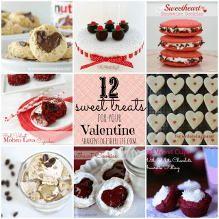 12 sweet treats for your Valentine featured at shakentogetherlife.com