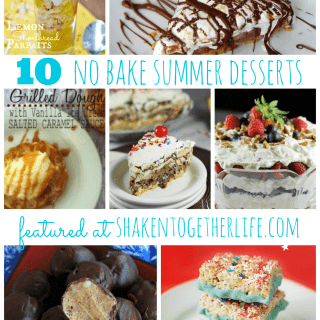 10 No Bake Desserts for Summer ~ featuring YOU!