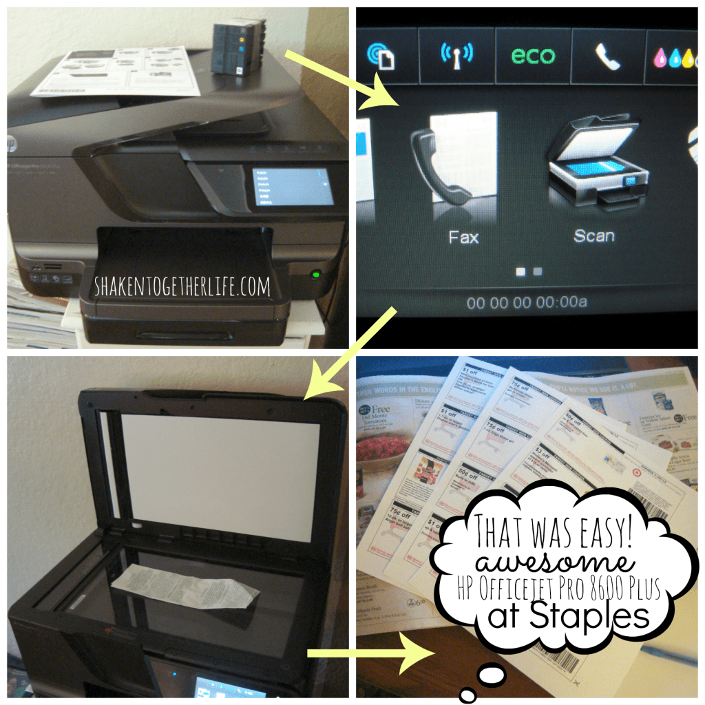 HP Printer at Staples review & free printables at shakentogetherlife.com
