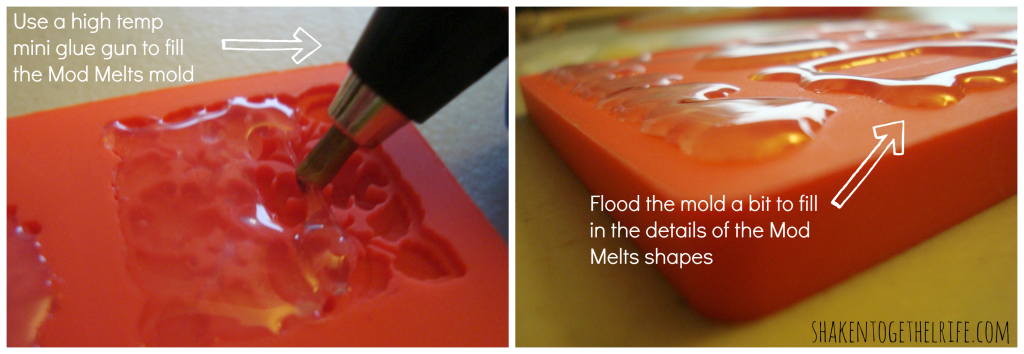 Mod Melts fill & flood Collage blog