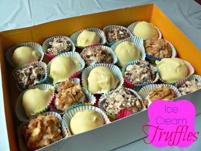Ice Cream Truffles