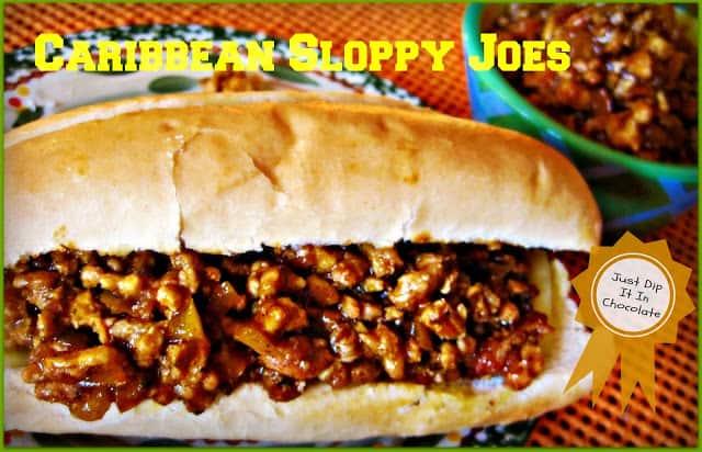 caribbean sloppy joes