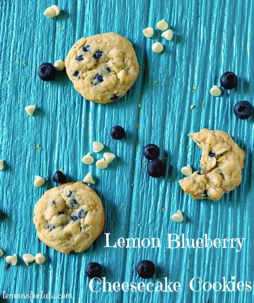 summer sweets Lemon-Blueberry-Cheesecake-Cookies-1