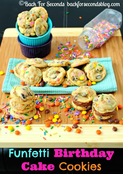 summer sweets Soft-and-Chewy-Funfetti-Birthday-Cake-Cookies-with-Reeses-Pieces