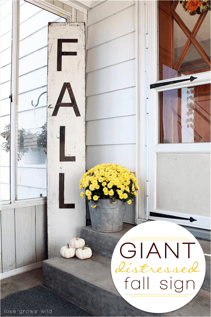 Fall Giant-Distressed-Fall-Sign
