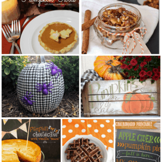 Perfectly Pumpkin Recipes & Projects ~ Featuring YOU!!