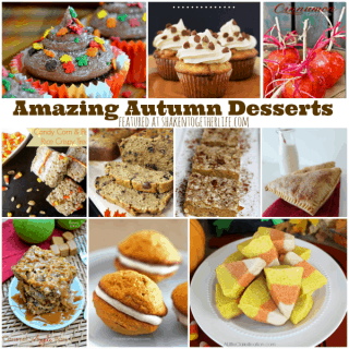 Amazing Autumn Desserts ~ Featuring YOU!!
