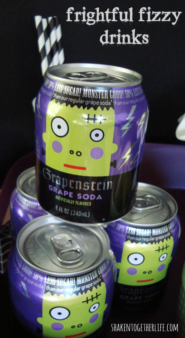 Frightful fizzy drinks at shakentogetherlife.com #shop