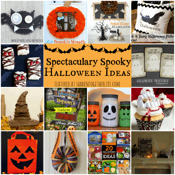 Spectacularly Spooky Halloween Ideas