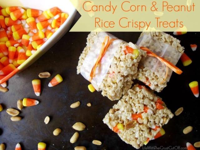 autumn Candy-Corn-Peanut-Rice-Crispy-Treats1