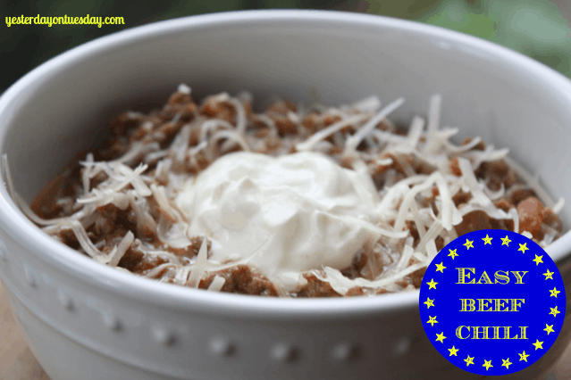 delicious Easy-Beef-Chili-Recipe
