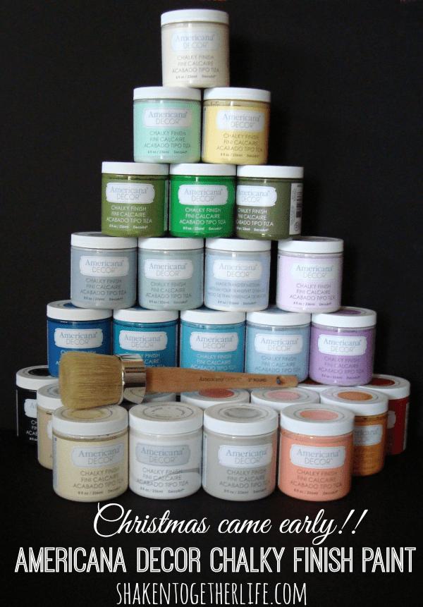 Similiar Americana Decor Paint Colors Keywords