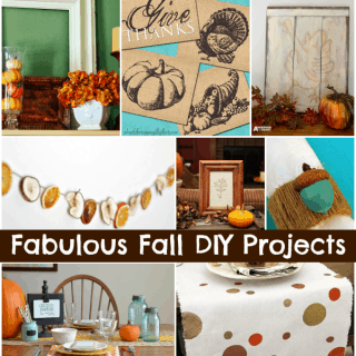 Fabulous Fall DIY Projects ~ Featuring YOU!!