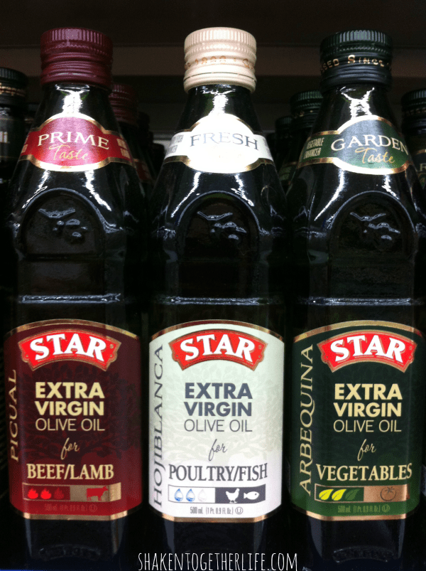 STAR Olive Oils at Walmart #shop #STAROliveOil