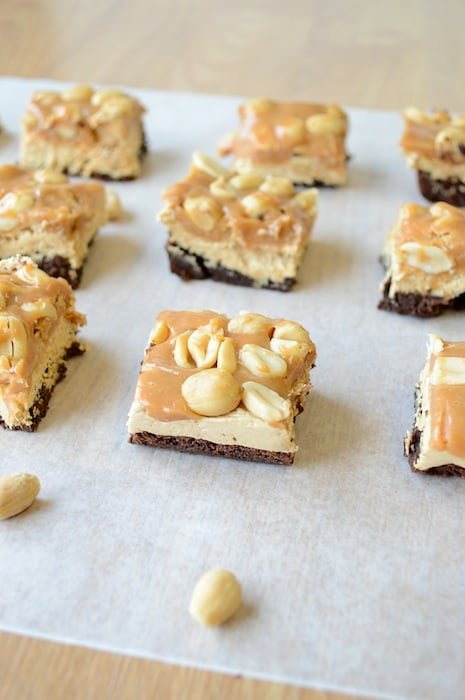 gift Brownie-Snickers-Bites