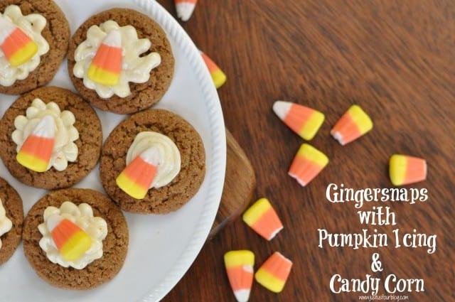 gift Pumpkin-Gingersnaps