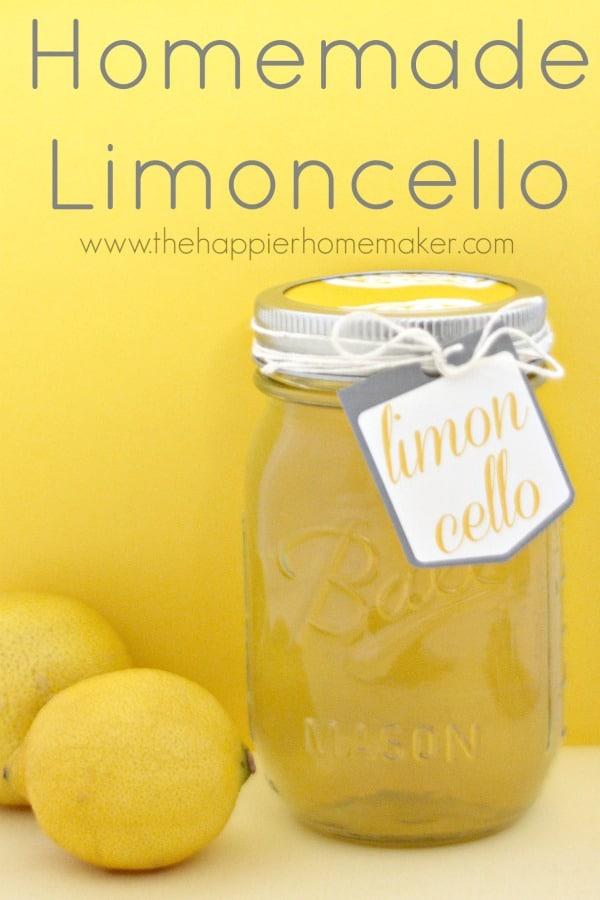 homemade-limoncello-diy
