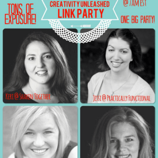 Creativity Unleashed Link Party #29
