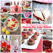 15 Valentine's Day Sweets for your Sweet!