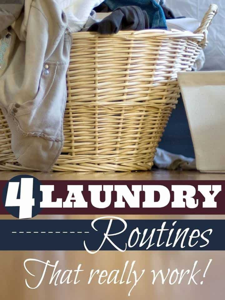 Most clicked post - 4 laundry routines that really work!