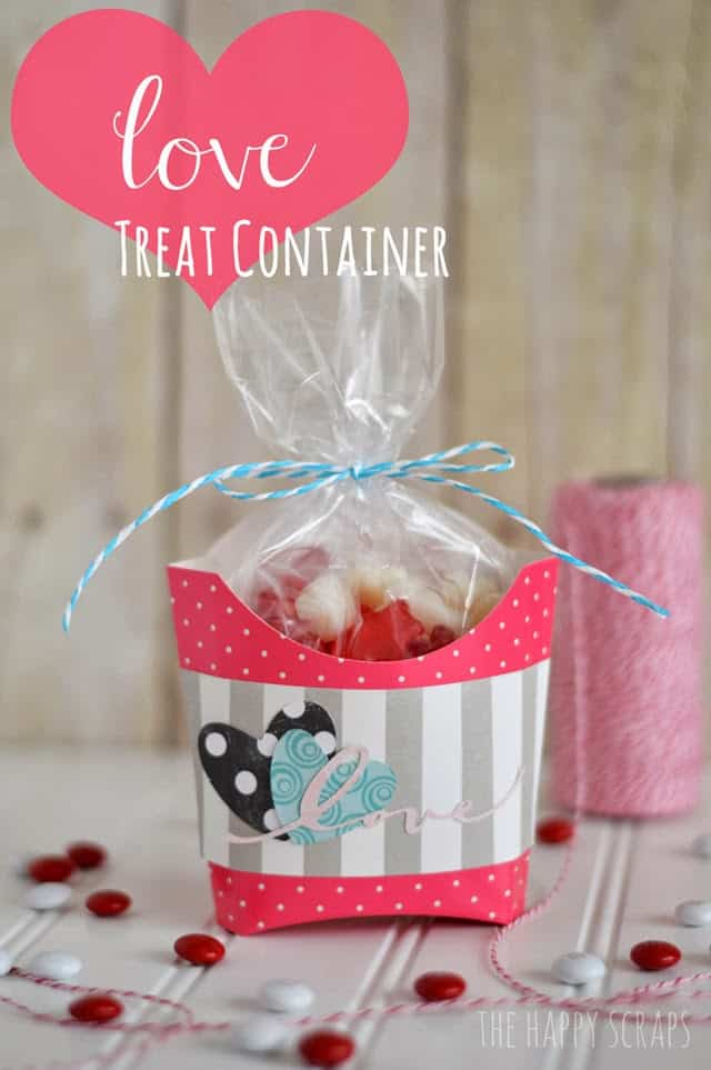 Love treat container