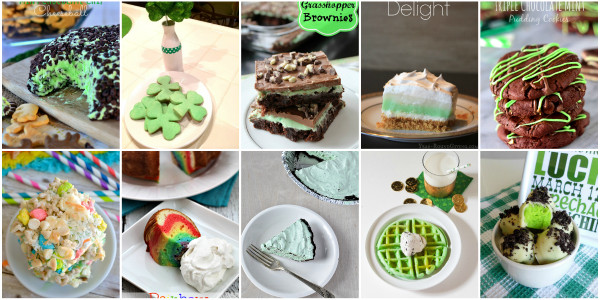17 pinch-proof sweets & treats for St. Patrick's Day!