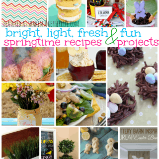 Springtime Recipes & Projects ~ Featuring YOU!!