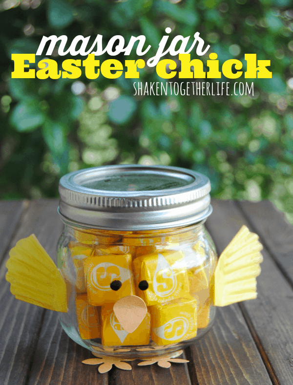 Easter Chick Starburst
