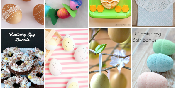 12 egg-cellent Easter ideas!