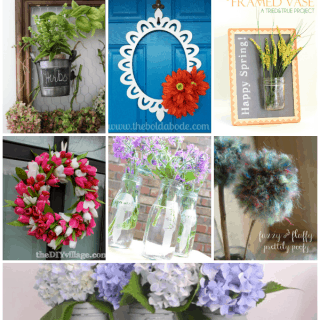 Spring in Bloom ~ 45+ Spring Flower Projects!