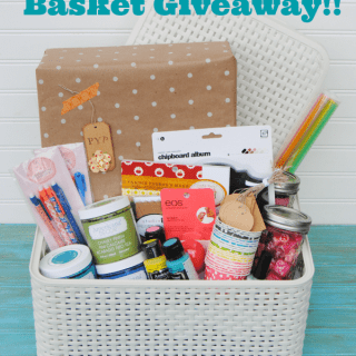 Mothers Day Basket Giveaway and Blog Hop - enter to win 1 or all 19 baskets!