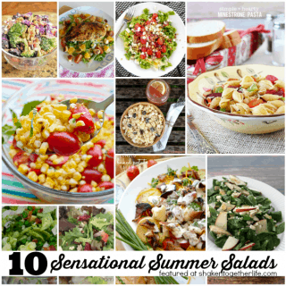 10 Sensational Summer Salads