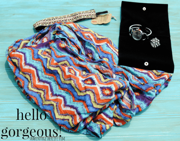 Hello gorgeous! Hand picked, boutique accessories from Wantable!