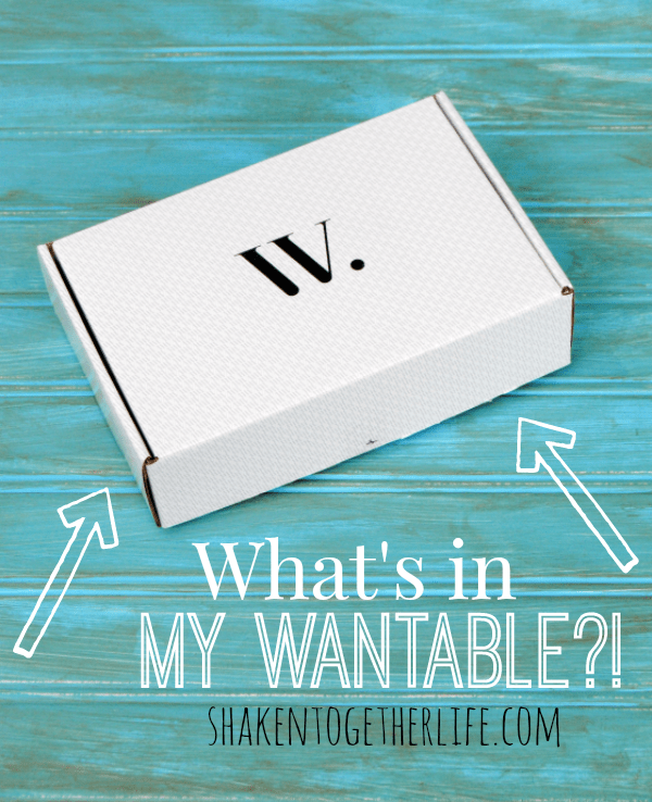 What is in my Wantable?!  This box of gorgeousness arrived on my doorstep full of awesome accessories!