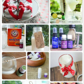 50 ways to use essential oils around your home (including the kitchen)!