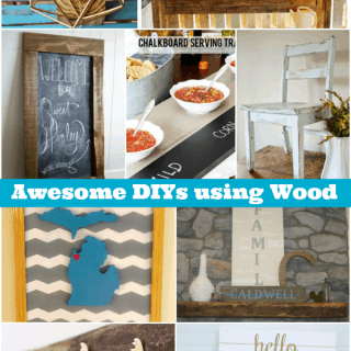 9 Awesome DIY Projects using Wood