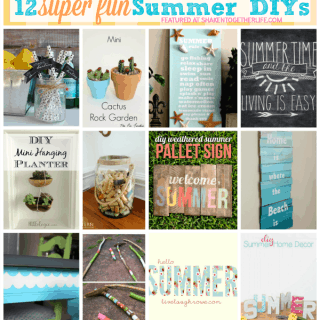 12 Super Fun Summer DIYs