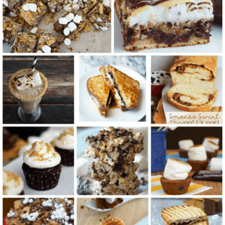 S'mores Galore!! Tasty Twists on Classic S'mores Recipes