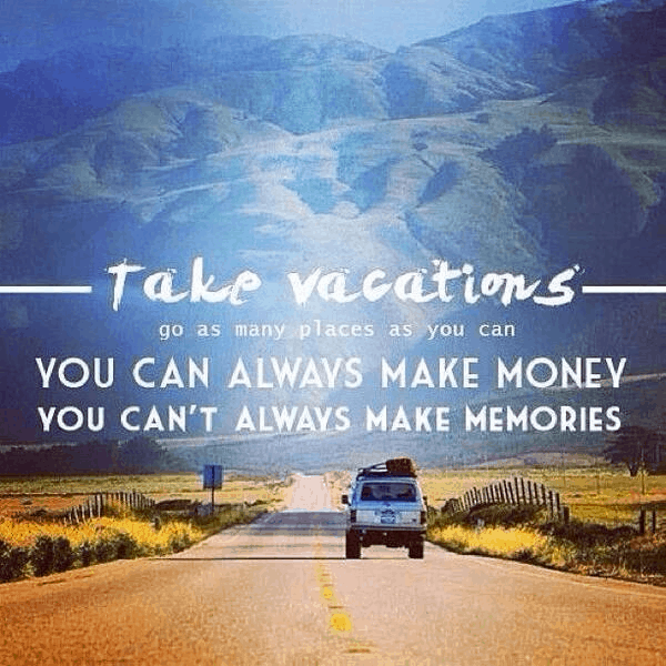 """Take vacations"" ... our tips for surviving family vacations with teens and tweens!"