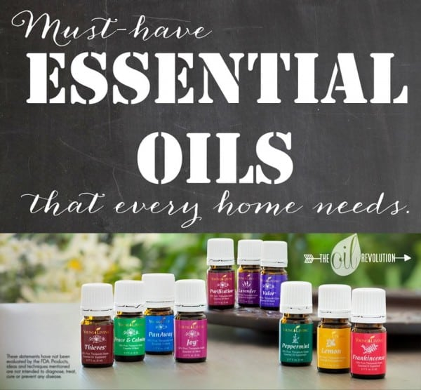 Must have essential oils that every home needs!