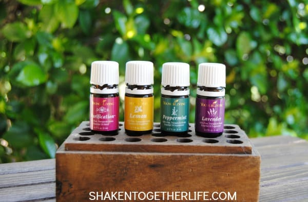 Essential Oils Every Homes Needs: Purification!