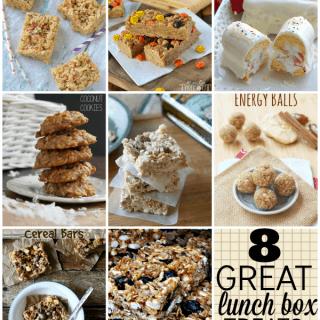 8 Great Lunch Box Treats