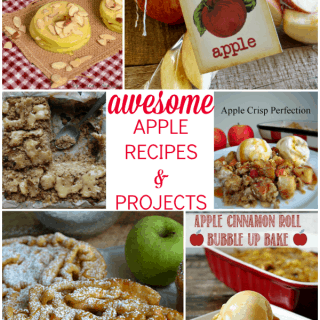 Awesome Apple Recipes & Projects!!