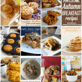 Awesome Autumn Breakfast Recipes