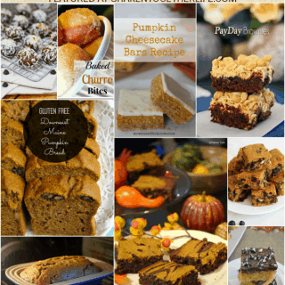 Fall Baking Recipes: Brownies, Bars, Breads & Bites!