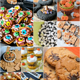 10 of the Best Sweets & Treats for Halloween!!