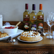 Easy Ideas for Holiday Wine and Dessert Pairings - two amazing desserts that pair perfectly with Pacific Rim Reislings!